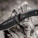 TOPS Knives Crow Hawke lead