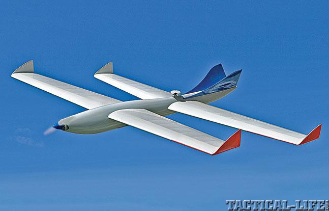 UAV GWLE Dec 2014 Draganfly Tango