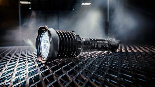 UDR Dominator grate lead flashlight