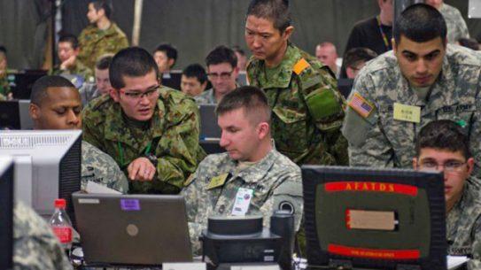 U.S. Army training Japan Ground Self-Defense Force