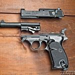 Walther P.1 Military Surplus 2015 apart