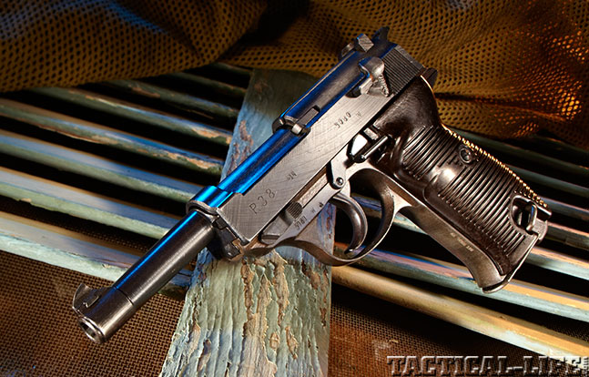 Walther P38 historical top 10 2014 lead
