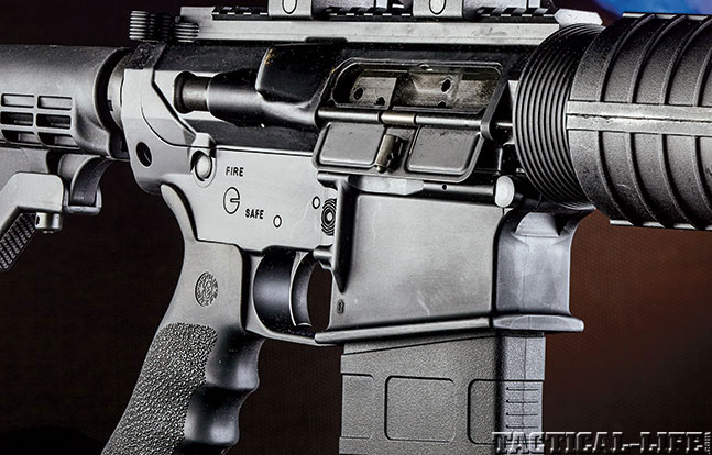Windham Weaponry SRC-308 SWMP Jan 2015 controls
