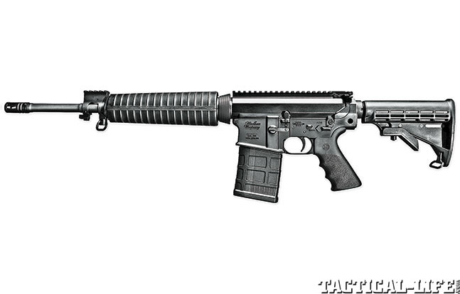 Windham Weaponry SRC-308 SWMP Jan 2015 solo
