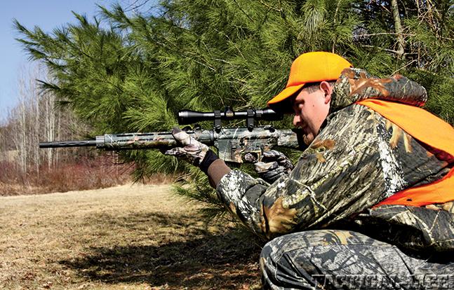 Yankee Hill Machine AR 2015 field