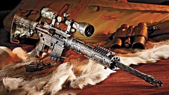 Yankee Hill Machine AR 2015 lead