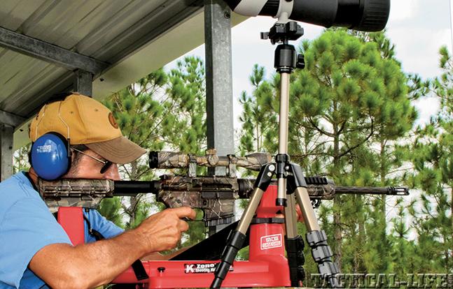 Yankee Hill Machine AR 2015 scope