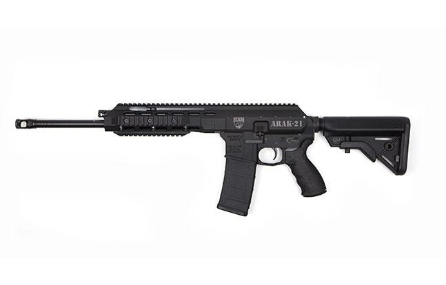 10 Hybrid AK-47 2015 Faxon ARAK-21 XRS