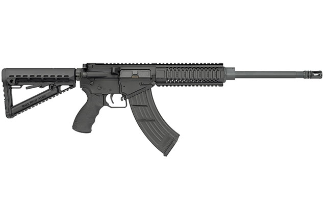 10 Hybrid AK-47 2015 Rock River Arms LAR-47 Delta Carbine