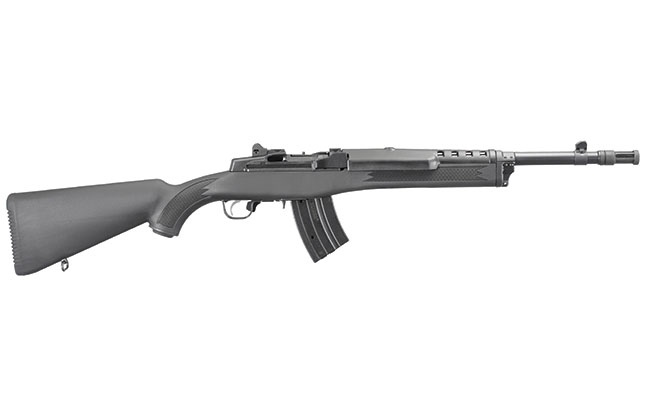 10 Hybrid AK-47 2015 Ruger Mini Thirty