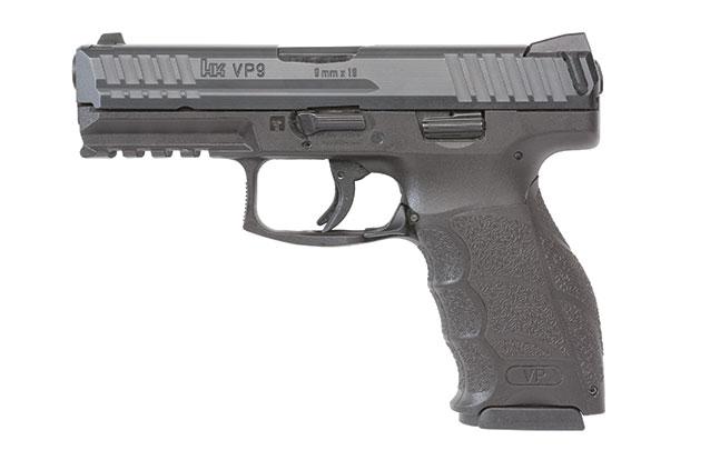 11 Top Striker-Fired Pistols law enforcement Heckler & Koch VP9