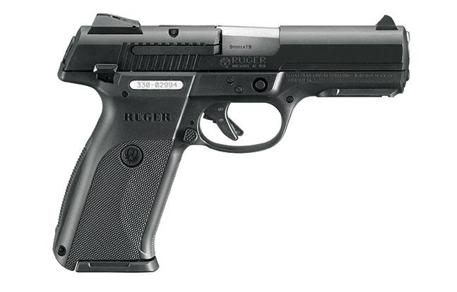 11 Top Striker-Fired Pistols law enforcement Ruger SR9