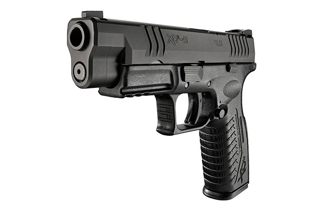 11 Top Striker-Fired Pistols law enforcement Springfield Armory XDM 4.5