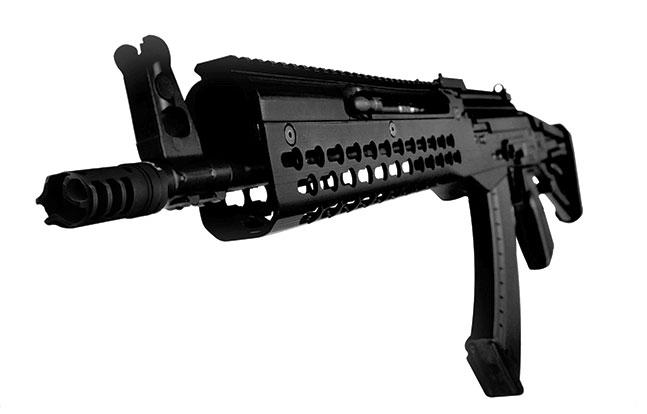 14 Rails Mounts Handguards AK platform Parabellum AK-BAR
