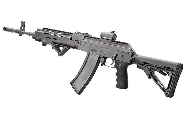 14 Rails Mounts Handguards AK platform Texas Weapon Systems AK Dog Leg Rail Gen II