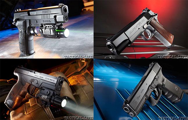 Top 18 Full-Size Guns 2014 lead