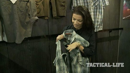 5.11 Tactical Concealed-Carry Clothing SHOT Show 2015