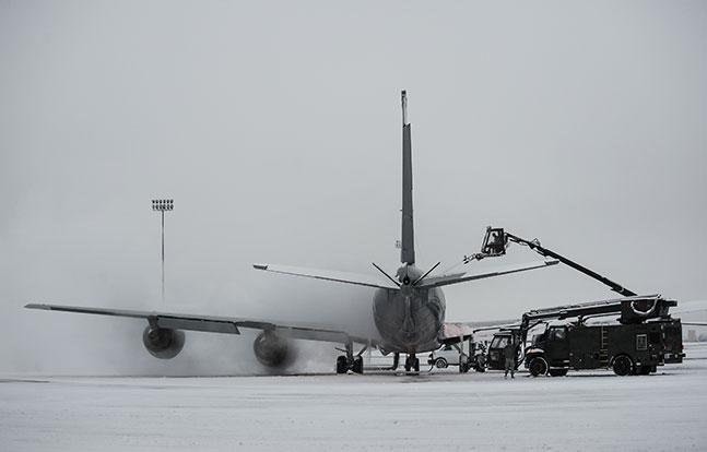 Air Force Deicing simulator 2015
