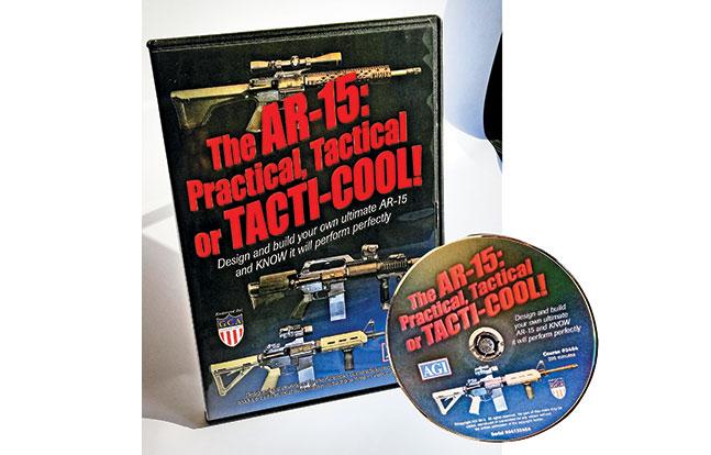 American Gunsmithing Institute AR-15