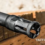 Ruger AR-556 SWMP April/May 2015 flash hider
