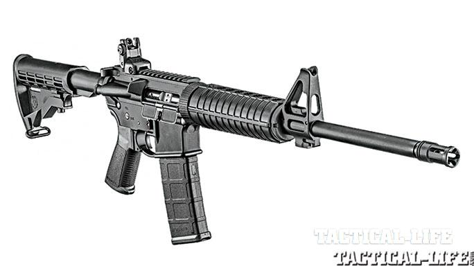Ruger AR-556 SWMP April/May 2015 solo