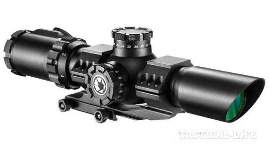 Barska's 1-6x32mm SWAT-AR Riflescope