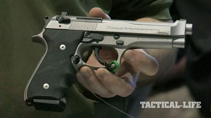 Beretta 92 Series SHOT Show 2015