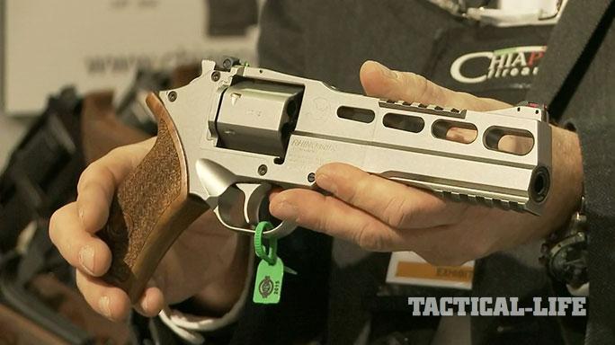 Chiappa Rhino Revolver SHOT Show 2015