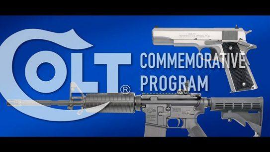 Colt Commemorative Program 2015