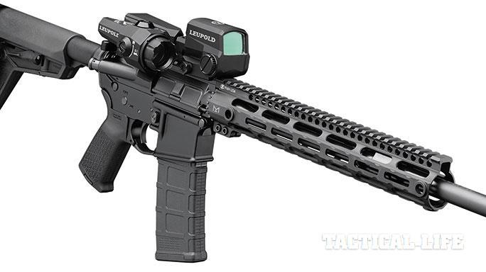 Leupold D-EVO optic firearm