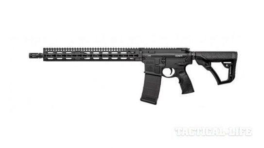 Daniel Defense DDM4v11 Pro Series 5.56mm SHOT Show 2015