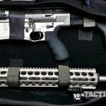 DRD Tactical KIVAARI Semi-Automatic rifle .338 Lapua Magnum backpack