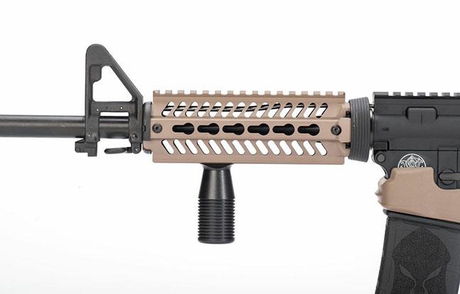 Ergo Grip KeyMod Mini-Max VFG vertical forward grip gun