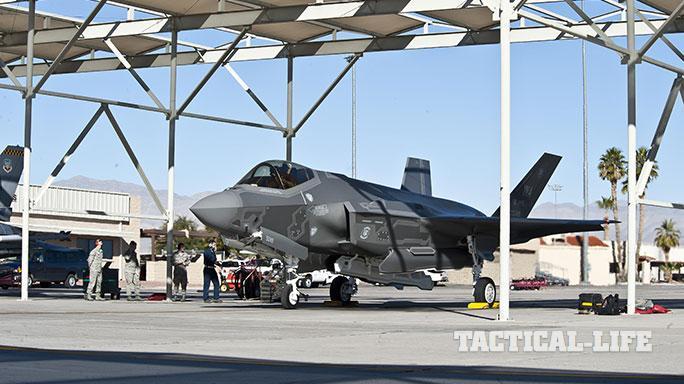 F-35 U.S. Air Force Weapons School