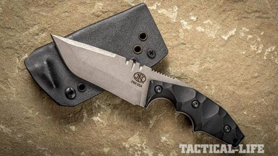 FN America Limited Edition Knife Bawidamann Blades lead