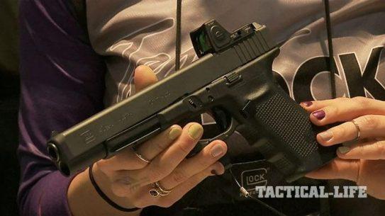 Glock 40 Gen4 SHOT Show 2015