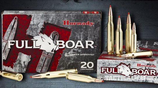 Hornady Full Boar Ammo SHOT Show 2015