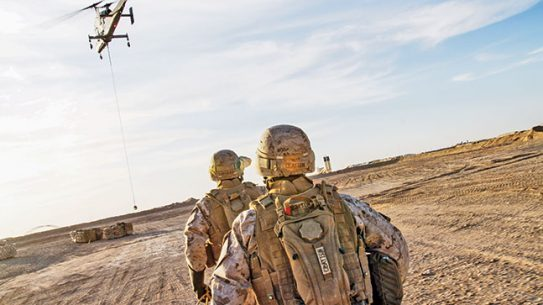 K-MAX Unmanned Helicopter SWMP Jan 2015 lead