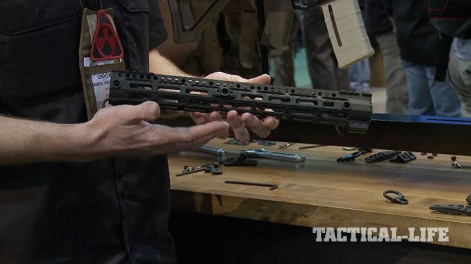 Magpul M-LOK Accessory Mounting System SHOT Show 2015