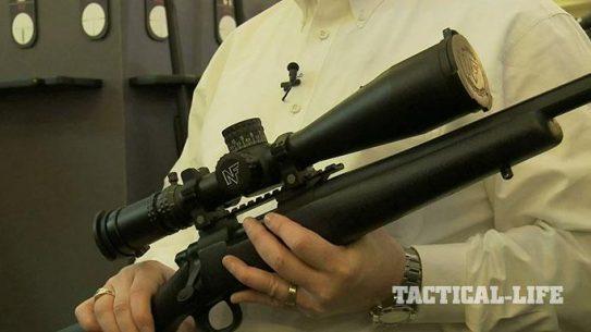 Nightforce ATACR 5-25x56mm F1 SHOT Show 2015