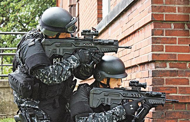Pennsylvania State Capitol Police Tavor