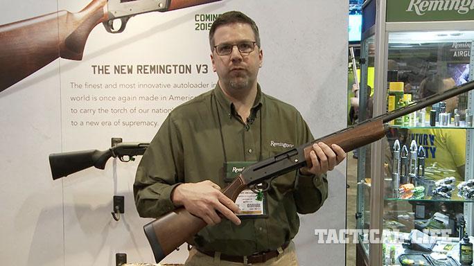 Shotgun history remington semi auto Remington Model