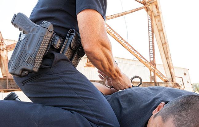 Top Retention Holsters law enforcement GWLE Feb 2015 lead
