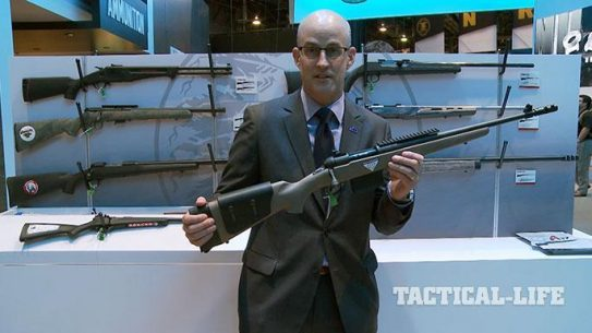 Savage Arms Scout Rifle SHOT Show 2015