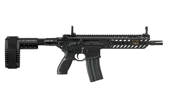Sig Sauer SIG MCX Pistol np