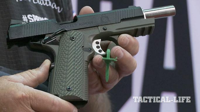 Springfield Armory 1911 SHOT Show 2015