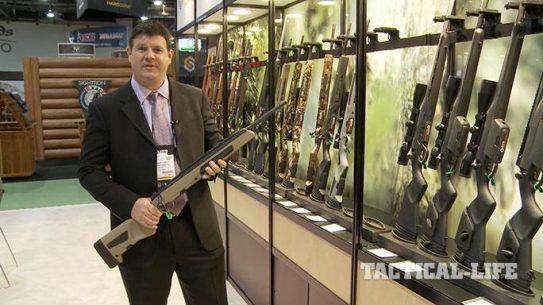 Steyr Arms Mannlicher Scout Rifle SHOT Show 2015
