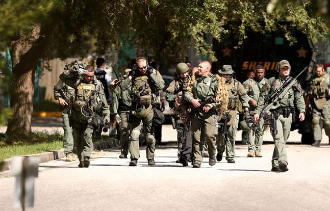 Tampa Bay law enforcement 1033 program