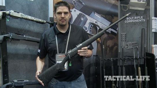 Christensen Arms Titanium Bolt-Action Rifle