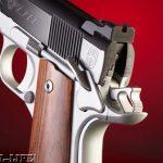 Top 18 Full-Size Guns 2014 CYLINDER & SLIDE SUPER LITE .45 ACP rear